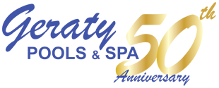 Geraty Pools and Spa 50th Anniversary
